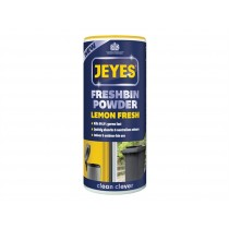 Jeyes Fluid Freshbin Powder - Lemon Fresh - 550g