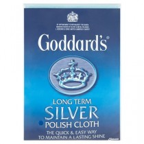 Goddards Long Term Silver Polish Cloth