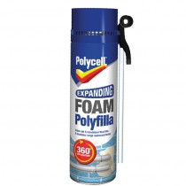Polycell Expanding Foam - 750ml