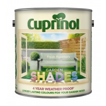 Cuprinol Garden Shades - Fresh Rosemary - 2.5L