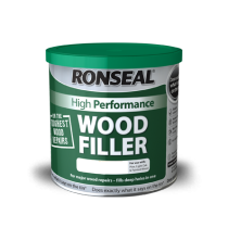 Ronseal High Performance Wood Filler - Dark - 550g