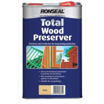 Ronseal Total Wood Preserver - 5L