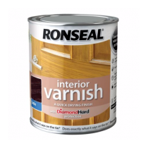 Ronseal Diamond Hard Interior Varnish (Satin) - 750ml