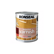 Ronseal Interior Diamond Hard - Teak (Gloss) 250ml