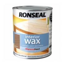 Ronseal Interior Wax - Rustic Pine - 750ml