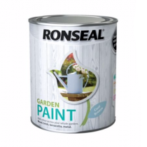 Ronseal Garden Paint - Cool Breeze - 750ml