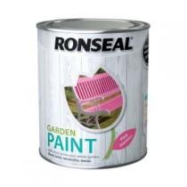 Ronseal Garden Paint - Pink Jasmine - 750ml