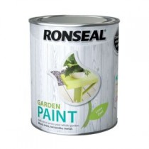 Ronseal Garden Paint - Lime Zest - 750ml
