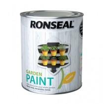 Ronseal Garden Paint - Sundial - 750ml