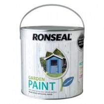 Ronseal Garden Paint - Cornflower - 2.5L