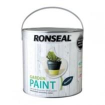 Ronseal Garden Paint - Blackbird - 2.5L