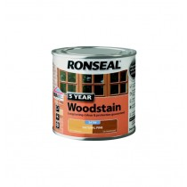 Ronseal 5 Year Woodstain - Natural Pine (Satin) 250ml