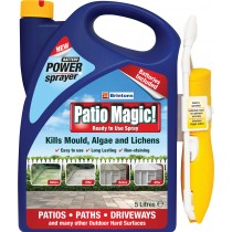 Patio Magic Patio Cleaner Ready To Use Spray - 5L