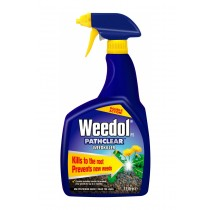 Weedol Pathclear Ready to Use Weedkiller - 1L