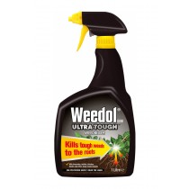 Weedol Ultra Tough Ready to Use Weedkiller - 1L