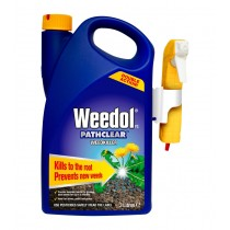 Weedol Pathclear Ready tp Use Weedkiller - 3L