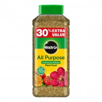 Miracle-Gro All Purpose Slow Release Plant Food - 1.3 Kg