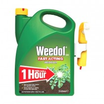 Weedol Fast Acting Ready to use Weedkiller - 5L