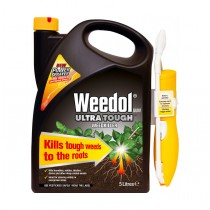 Weedol Ultra Tough Ready to Use Weedkiller - 5L