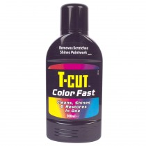 T-Cut CMW002 Color Fast - Black - 500ml