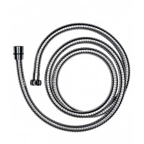 Aqualona 41017 Metal Shower Hose - 1.75m - Chrome