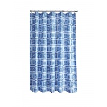 Aqualona 41253 Polyester Seascape Shower Curtain - 180 x 180cm