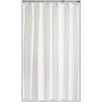 Aqualona 41956 Polyester Shower Curtain - Cream - 180 x 180cm
