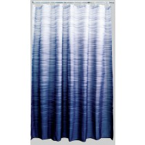 Aqualona 46487 Polyester Eclipse Shower Curtain - 180 x180cm