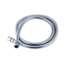 Aqualona 90626 Stretch Metal Shower Hose - 1.5m to 2m - Chrome