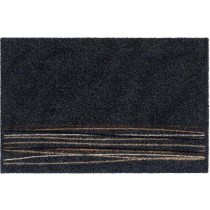 Bruce Starke Chelsea Mat - 317 Lucky Lines Anthracite - 50 x 75 CM