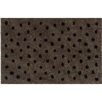 Bruce Starke Chelsea Mat - 714 Dots Pepper - 50 x 75 CM