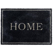 Bruce Starke Mayfair Mat - Home Anthracite - 50 by 70 CM