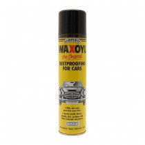 Hammerite Waxoyl Rustproofing Treatment Aerosol - Clear - 400ml