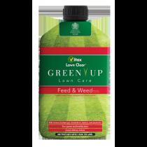 Vitax Green Up Liquid Feed & Weed - 1L