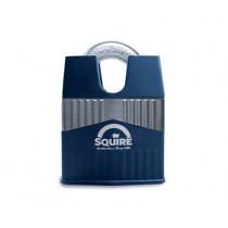 Squire Warrior 55C Padlock - 55mm - Closed Shackle