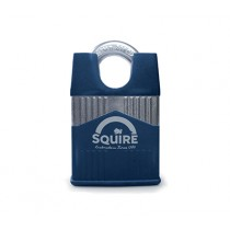 Squire Warrior 45C Padlock - 45mm - Closed Shackle