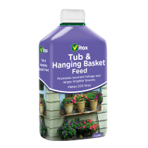 Vitax Liquid Tub & Hanging Basket Feed - 1L