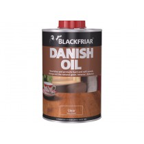 Blackfriar Danish Oil (Satin) Clear - 500ml