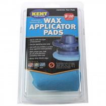 Kent Q8019 Wax Applicator Pads - Pack of 4
