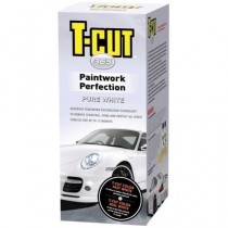 T-Cut 365 Paintwork Perfection Kit - Pure White