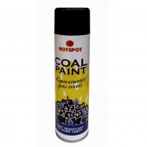 Hotspot Coal Paint Aerosol - 300ml
