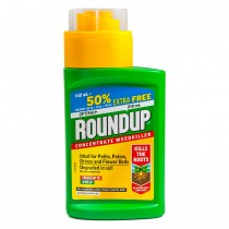 Roundup Optima+ Concentrate Weed Killer - 140ml + 50% Free
