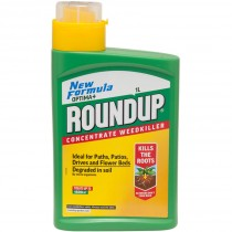 Roundup Optima+ Concentrate Weed Killer - 1l