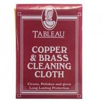 Tableau Copper & Brass Cloth - 44x31cm