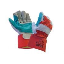 Scan Heavy-Duty Rigger Gloves - L