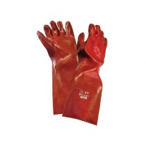 Scan PVC Gauntlet - 45cm (18in) L