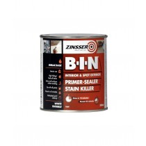Zinsser BIN Primer Sealer & Stain Killer - White 500ml