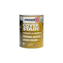 Zinsser Cover Stain - White 500ml
