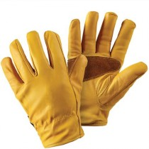 Briers B6533 Premium Leather Gloves - Golden (L)