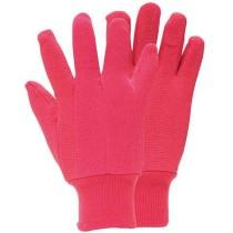 Briers B0064 Jersey Mini Grip Gloves - Pink (M)